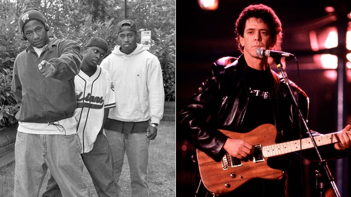 Tribe Called Quest: Lou Reed 'Got All the Money' for 'Can I Kick It?'