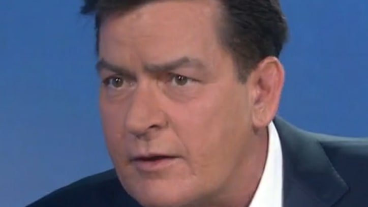 Charlie Sheen: 'I Am, in Fact, HIV-Positive'