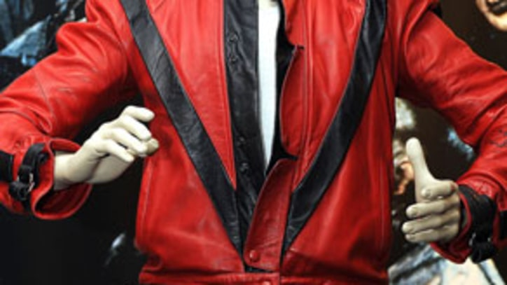 Michael Jackson's 'Thriller' Jacket Sold For $1.8 Million