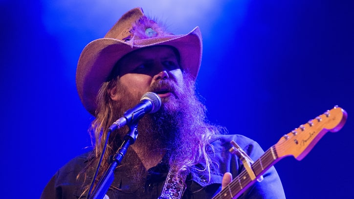 Chris Stapleton, Kenny Rogers Join CMT's 'Artists of the Year'