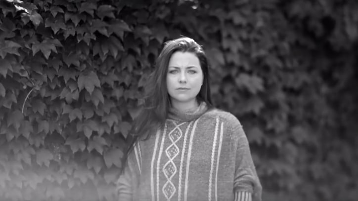 Hear Amy Lee's Haunting Cover of U2's 'With or Without You'