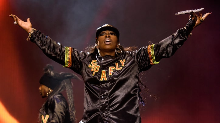 Missy Elliott Talks Nerves, Super Bowl and Making 'WTF' With Pharrell