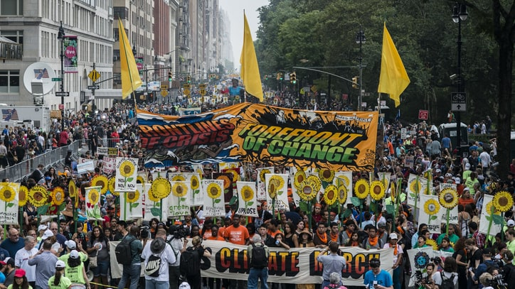 Is the Paris Climate March Cancellation a 'Gift to the Movement'?