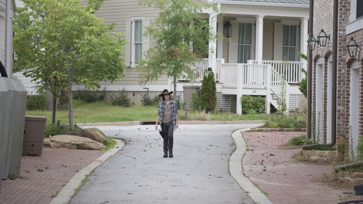 'The Walking Dead' Recap: Welcome Back?