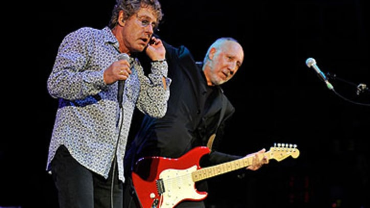 Roger Daltrey Addresses Tension Within the Who
