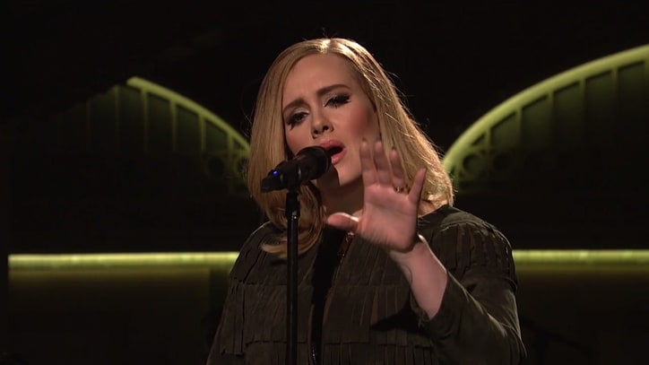 Watch Adele Perform 'When We Were Young,' Save Thanksgiving on 'SNL'