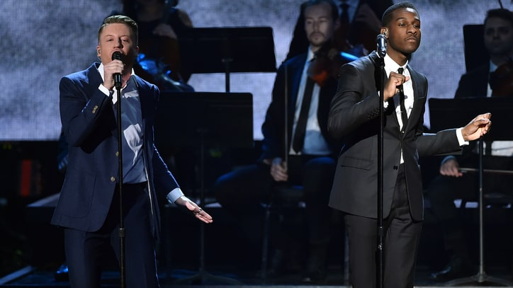 Watch Macklemore, Leon Bridges Debut Emotional New Song 'Kevin'