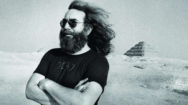 Jerry Garcia: Read Excerpts From Unpublished Interviews