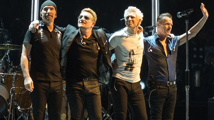 U2 Reschedule Postponed Paris Shows, Praise City's Resiliency