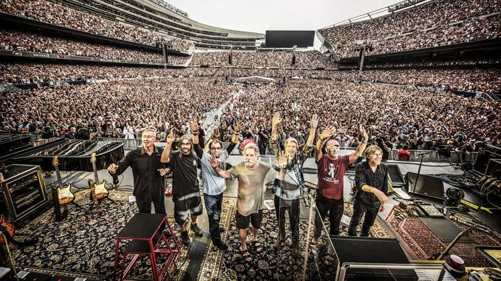 Grateful Dead: See Beautiful Onstage Photos From Fare Thee Well Shows