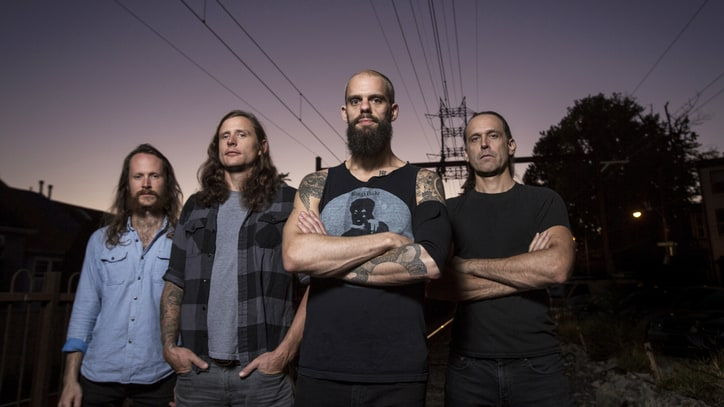 Baroness on Crash Recovery, James Hetfield Call, Dave Fridmann–Produced LP