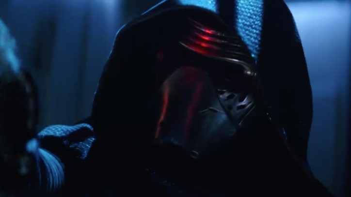 New Star Wars Trailer Focuses on Mysterious Kylo Ren