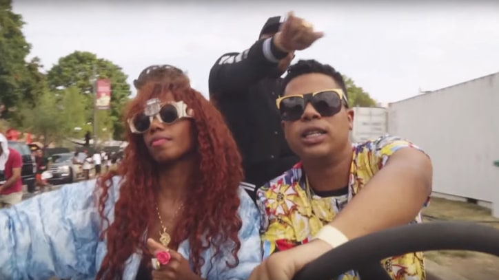 Santigold, ILoveMakonnen Ask 'Who Be Lovin' Me' in Star-Studded New Video