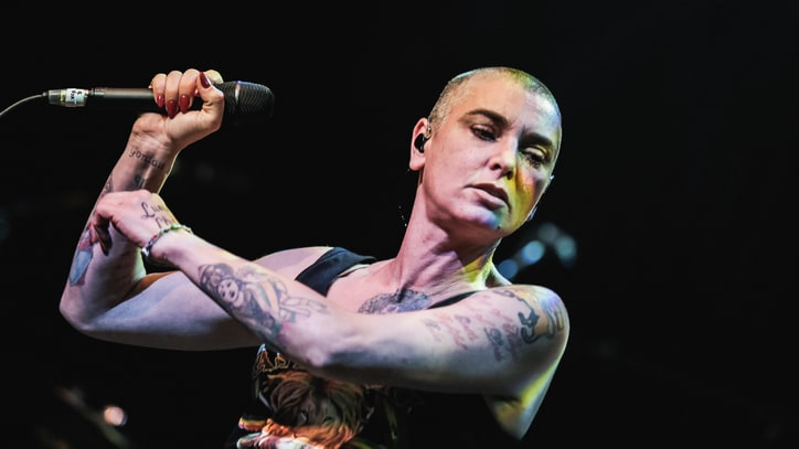 Sinead O'Connor Threatens Suicide in Dire Facebook Post