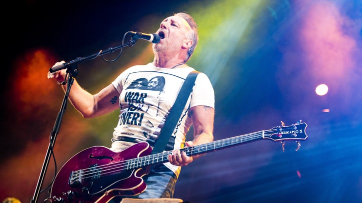 Peter Hook Sues New Order Over Unpaid Royalties
