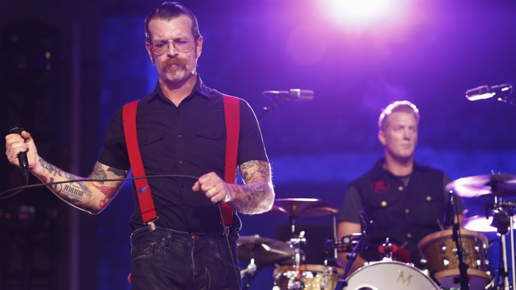 Eagles of Death Metal Launch Covers Campaign for Paris Charity