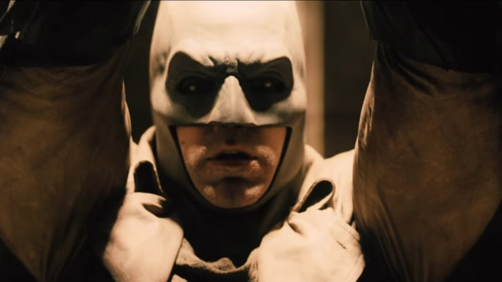 Watch Superman Unmask Batman in New 'Dawn of Justice' Teaser