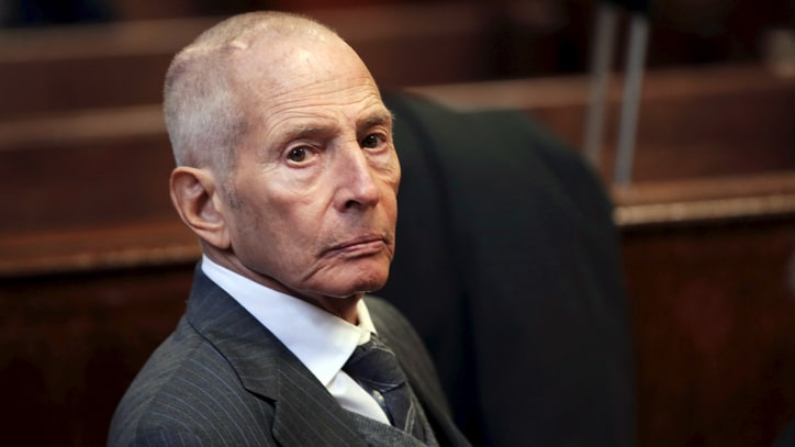 Family of Robert Durst's First Wife Files $100 Million Lawsuit