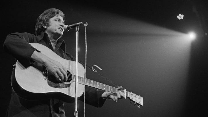 New Johnny Cash Live Album Grows Legacy: The Ram Report