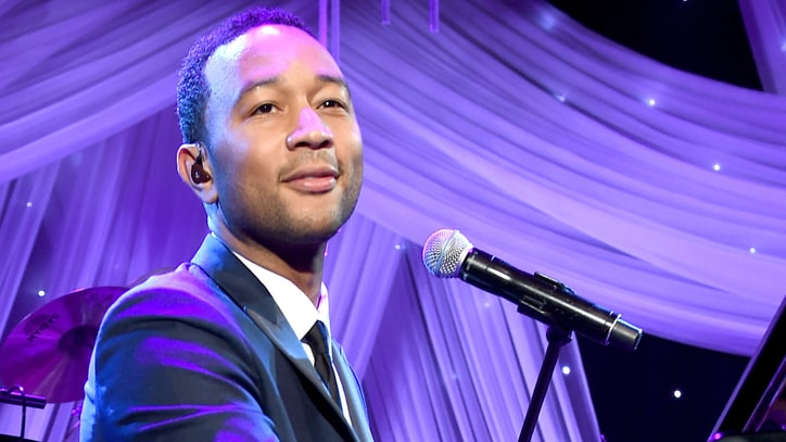 John Legend Employs Actual Star Sounds for New Song