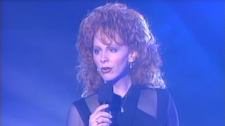 Flashback: Hear Reba's Poignant 'John' Address AIDS Crisis