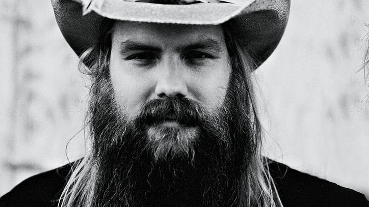 Chris Stapleton on Meeting Bill Murray, 'Wonderfully Strange' Number One LP