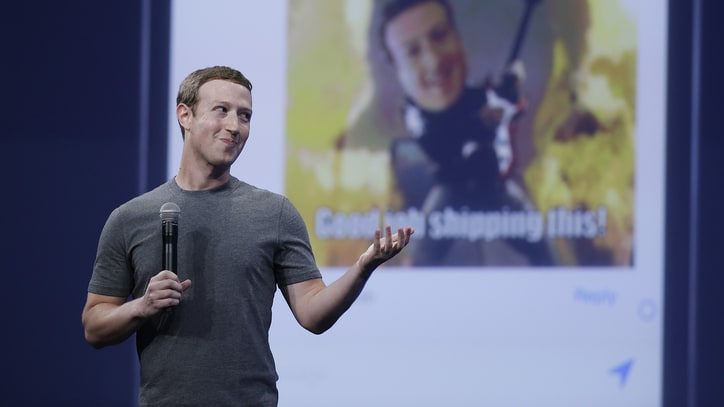 Mark Zuckerberg and Wife Pledge 99 Percent of Shares to Charity