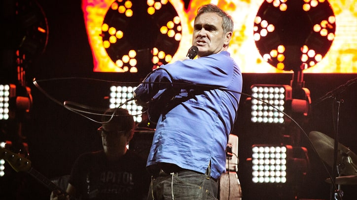 Morrissey Wins Bad Sex in Fiction Award