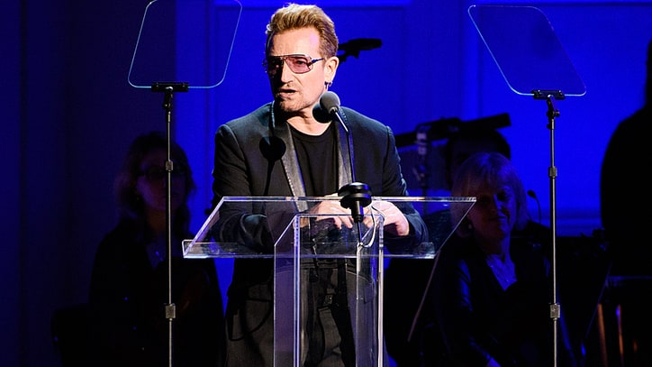 Bono on Paris: Peace Is a 'Messy Business' But 'It Can Be Done'