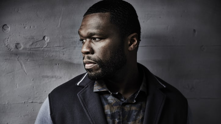 50 Cent to Play Himself in Comedy Series 'My Friend 50'