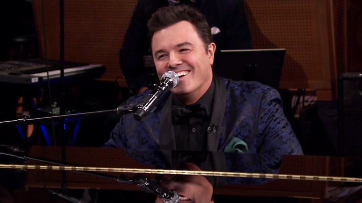 Watch Fallon, Seth MacFarlane Sing Yahoo! Answers on 'Tonight Show'