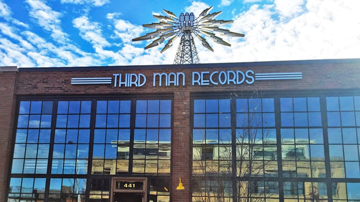 Jack White Comes Home: Third Man Records Cass Corridor Opens in Detroit
