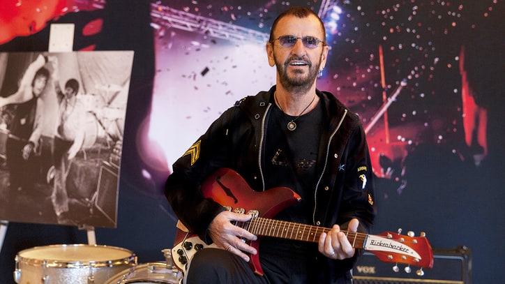 Ringo Starr Talks White Album Auction: 'It Will Have My Fingerprints on It'