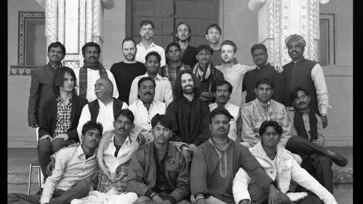 Inside 'Junun': Jonny Greenwood, Shye Ben-Tzur Talk Indian-Music Odyssey