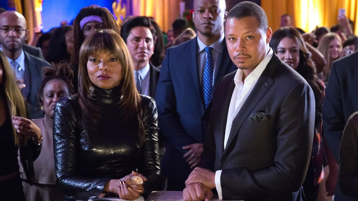 'Empire' Recap: Spit Happens