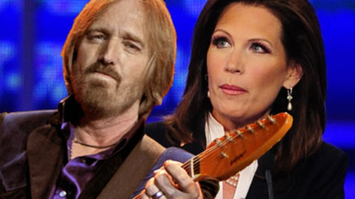Tom Petty to Michele Bachmann: Quit Playing 'American Girl'