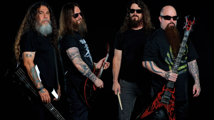 Slayer Announce First North American Leg of 'Repentless' Tour