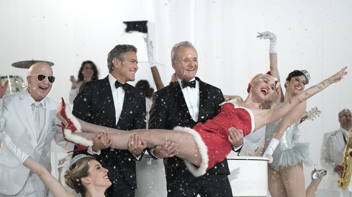 Inside Bill Murray's Brilliant 'Rat Pack' Holiday Special