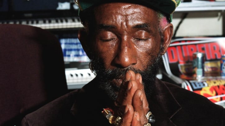 Lee 'Scratch' Perry's Secret Laboratory Studio Burns Down