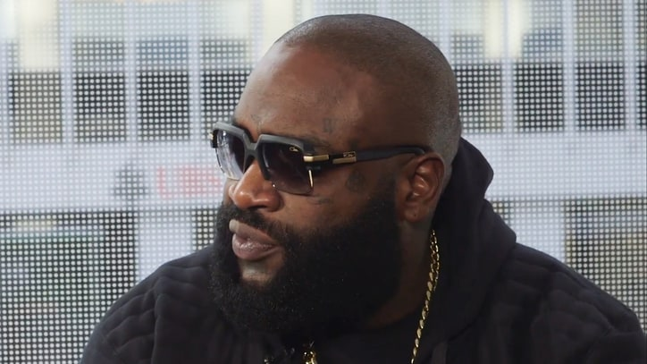 Watch Rick Ross Talk 'Black Market,' Kanye Collaborations