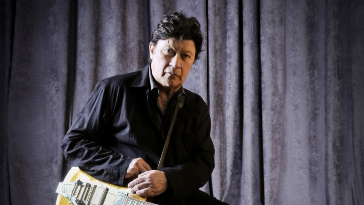 Robbie Robertson Talks Native American Heritage, New Children's Book