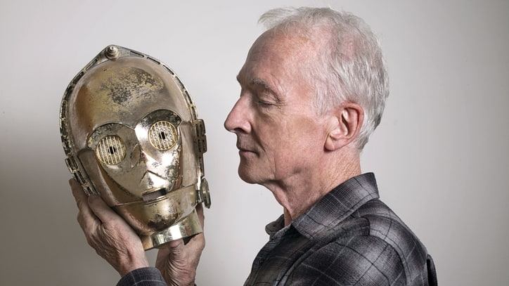 C-3PO Speaks: Man Behind 'Star Wars' Droid on 'The Force Awakens'