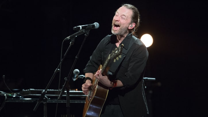 Thom Yorke Debuts Two New Songs at Pathway to Paris Concert