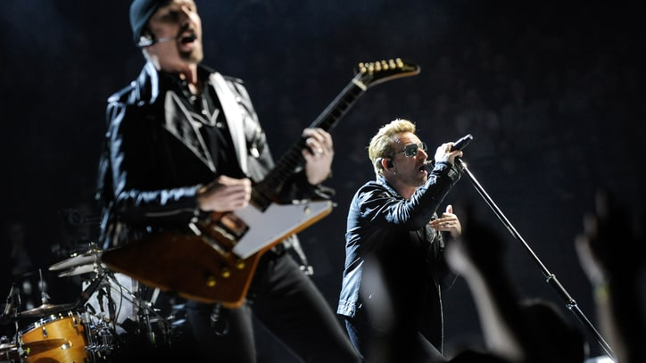 U2 Rock Paris: Bono, Patti Smith Help City Heal at Inspiring Return Show
