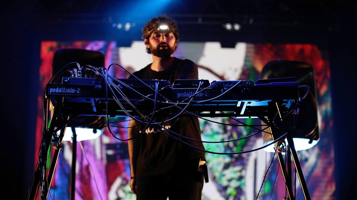 Animal Collective Plot 2016 World Tour Behind 'Painting With' LP