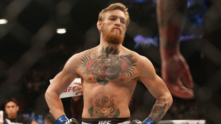 UFC's Conor McGregor Says He's the Strongest Man in Westeros
