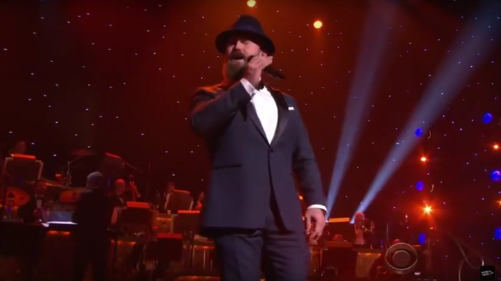 See Zac Brown Sing Sinatra's 'The Way You Look Tonight'