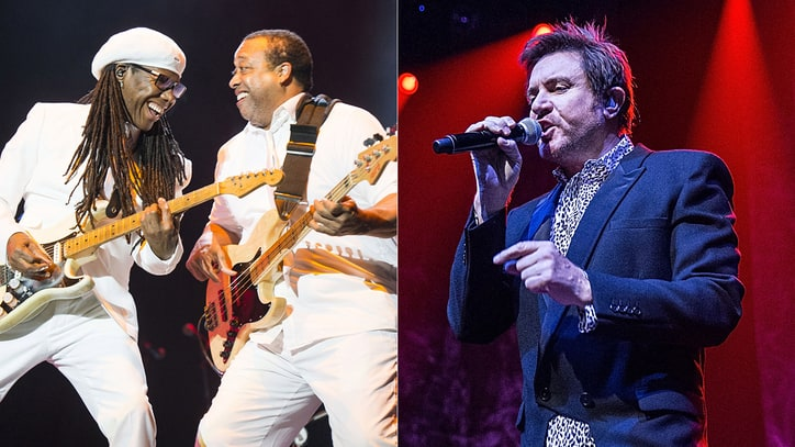 Duran Duran, Chic Announce 2016 North American Tour