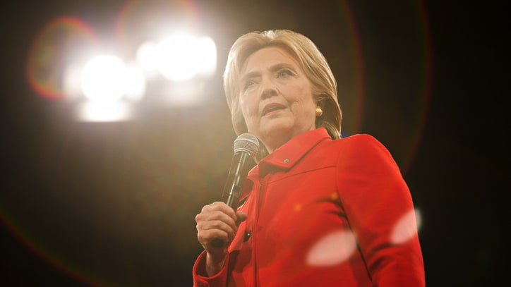 2015: The Year Hillary Clinton Launched Her Last Best Shot at the Presidency