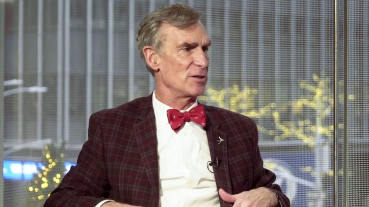 Watch Bill Nye Weigh In on 'Star Wars' vs. 'Star Trek' Debate